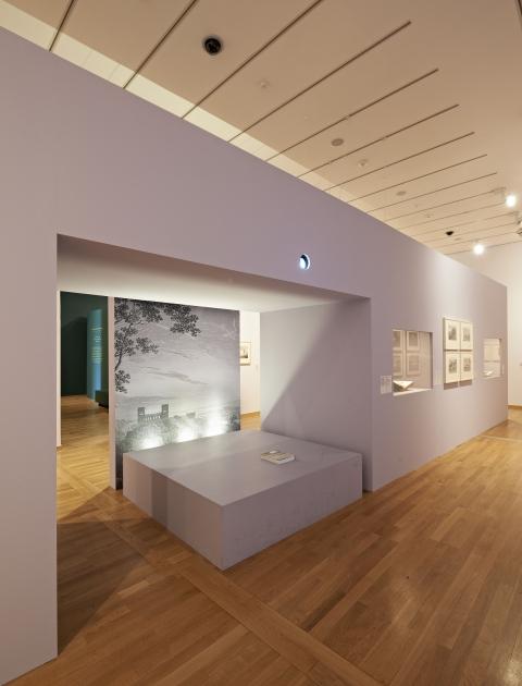 Musée Rath, vue intérieure © Photo : Rémy Gindroz