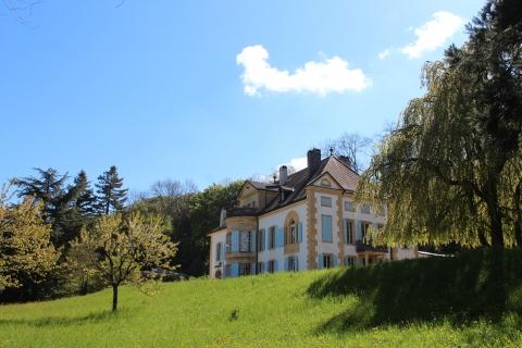 Le Château de Champ-Pittet