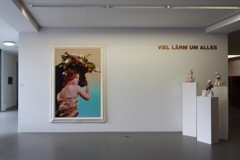 VIEL LÄRM UM ALLES, 2011, Mat Collishaw und Caro Suerkemper