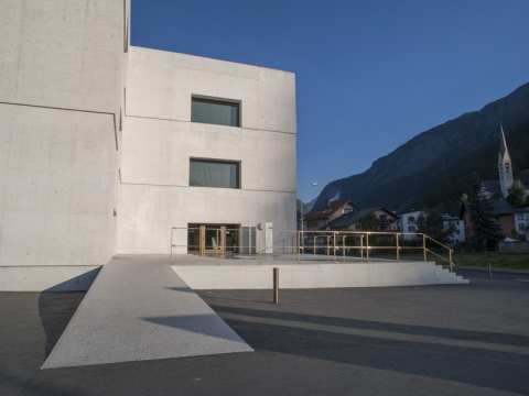 Nationalparkzentrum Zernez