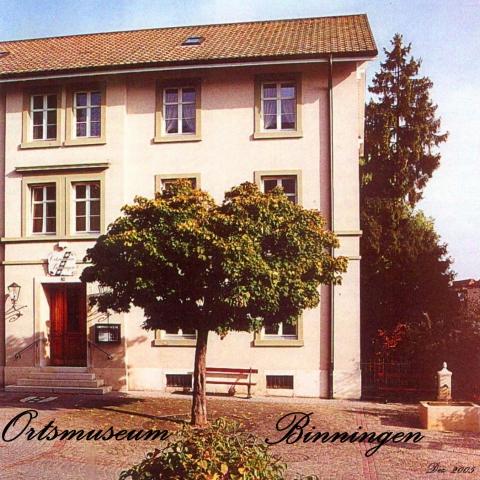Ortsmuseum Binningen im ehemaligen Holeeschulhaus