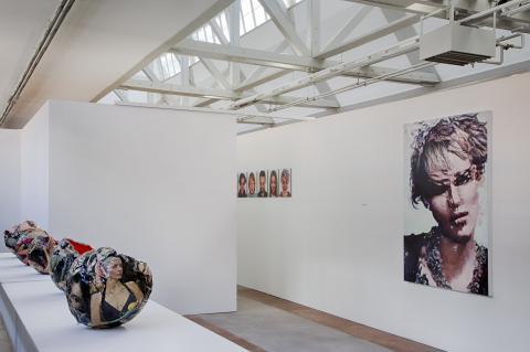Ausstellung: porträtieren, 2019