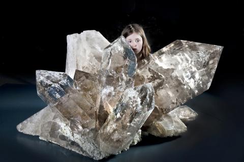 Planggenstock cristalles