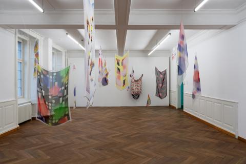 Céline Manz, 9 espaces distincts, 2020, Foto CE