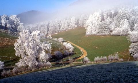 Winterstimmung im Schönthal