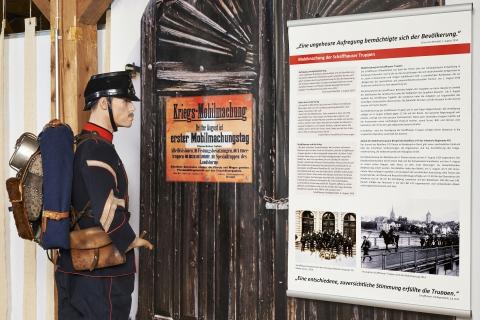 NEU: Die Mobilmachungen der Schweizer Armee seit 1792.