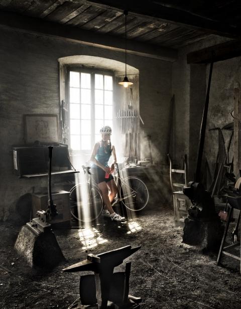 Forge Oreiller / Olivier Lovey