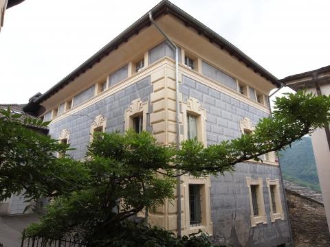 Casa Cantoni a Cabbio è il centro informativo del