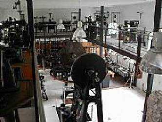 Rekonstruierte Werkstätten