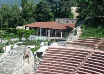 Theater und Römerhaus