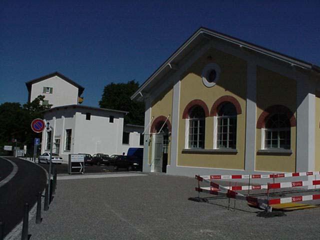 Museum Aussenansicht