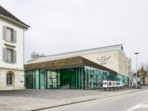 Aargauer Kunsthaus, Aarau Foto: Georg Aerni