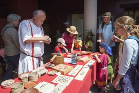 Internationaler Museumstag in Augusta Raurica