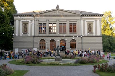 Kunstmuseum St.Gallen, Foto Sebastian Stadler