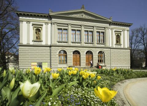 Kunstmuseum St.Gallen, Foto: Stefan Rohner