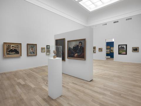 Collection permanente de peintures © Julien Gremaud