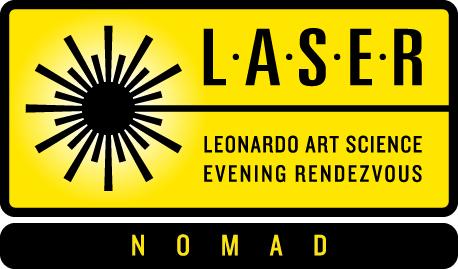 Laser Nomad Progetto dell'artista e performer Luca Forcucci